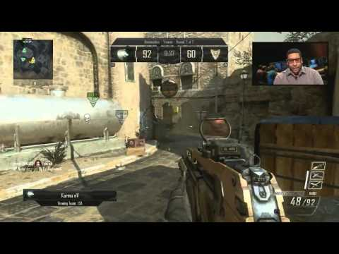 Black Ops 2 Full Multiplayer Gamescom Livestream - Competitive Matches Gameplay (DAY 3)