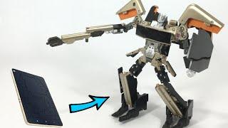 Đồ chơi robot biến hình từ máy tính bảng chính hãng vừa cập cảng