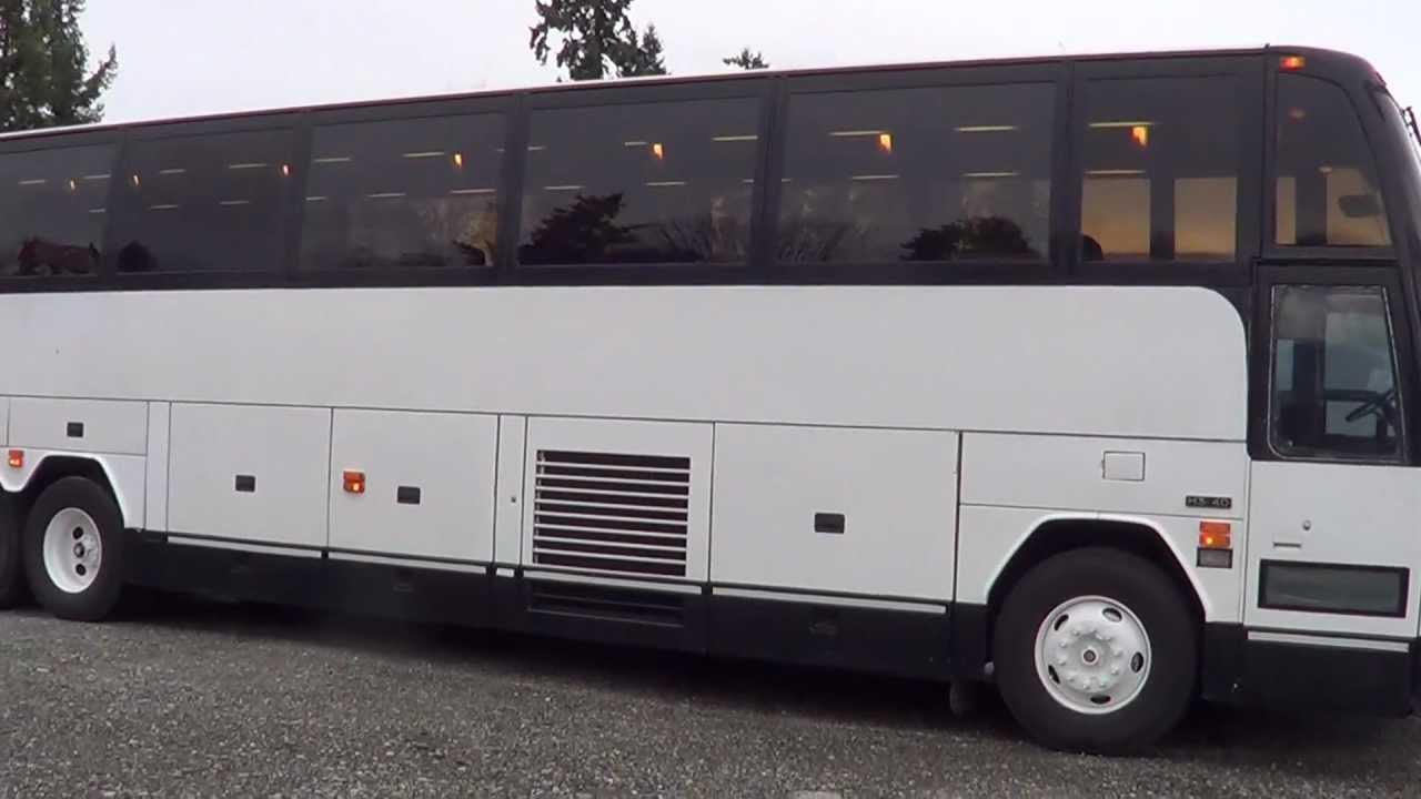 Northwest Bus Sales 1994 Prevost H3 40 50 Passenger
