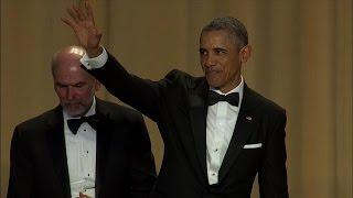 Obama White House Correspondents Dinner 2016 | President Obama's FULL SPEECH