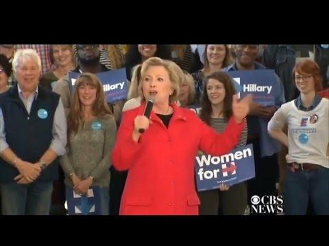 Donald Trump's New Ad Shows Hillary Clinton Barking Like a Dog