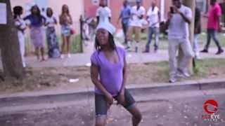 BTS: Crackhead dancing during video shoot