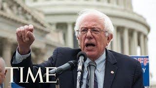 Bernie Sanders & Other Senators Launch Universal Healthcare Legislation: Medicare For All | TIME