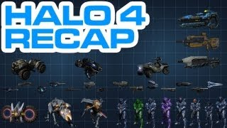 Halo 4 News - Recap/Overview of All Released Information