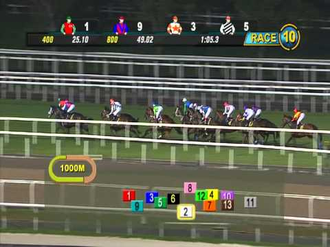 Singapore Airlines International Cup 2013 - Race 10