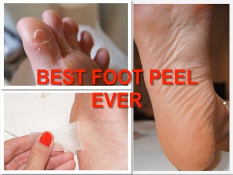 REVIEW: Foot Peel / Baby Foot - Pedicure Socks
