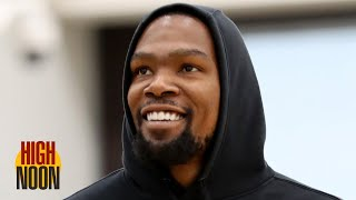 Kevin Durant is right about the Knicks - Bomani Jones | High Noon