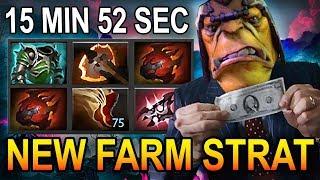 NEW FARM STRAT   MONTAGE DOTA 2