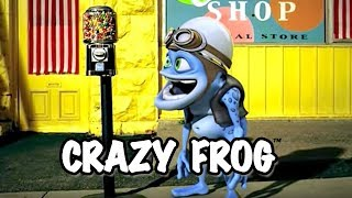 Клип Crazy Frog - Crazy Frog In The House