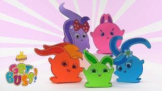 Солнечные зайчики - бумажные куклы | Мультфильмы для детей | WildBrain