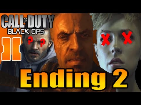 Call of Duty Black Ops 2 Ending 2