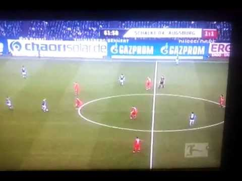 TIM HOWARD AMAZING GOAL 04.01.2012 !!!!! HD