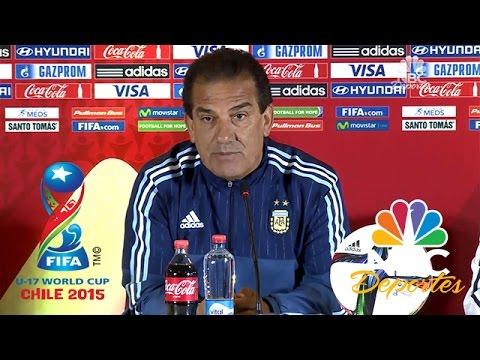 Argentina por la reivindicación ante la poderosa Alemania | FIFA U17 | NBC Deportes