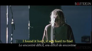 Nirvana - Smells Like Teen Spirit (Sub Español + Lyrics)