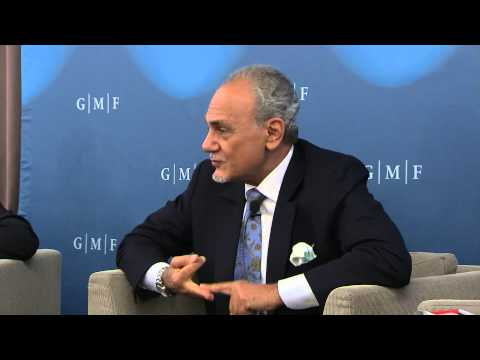 Saudi and Israeli former Intelligence Heads Part 1 - May 26 - Brussels