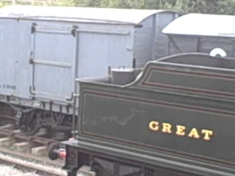Pontypool and Blaenavon Railway City Of Truro 02