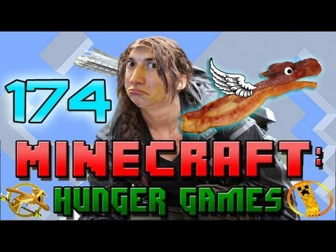 Minecraft: Hunger Games w/Mitch! Game 174 - Will You Be My Bacon?