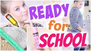 READY FOR SCHOOL ~ Frühstücksidee, Outfitinspiration & Makeup | Julia Beautx
