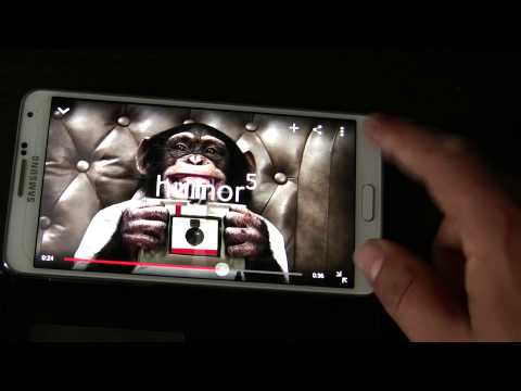 Test de débit 4G free Mobile sur Youtube