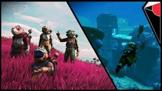 NO MAN'S SKY NEXT | NEW CONFIRMED FEATURES | MULTIPLAYER MISSIONS / MULTIPLE BASES