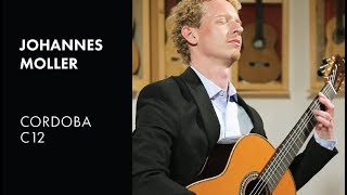 """Johannes Moller performs """"Song to the Mother"""" on a Cordoba C12"""