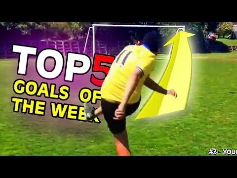 TOP 5 GOALS OF THE WEEK #93   2013