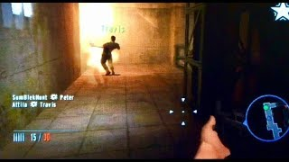 Goldeneye 007 Wii online gameplay at Facility. #639.