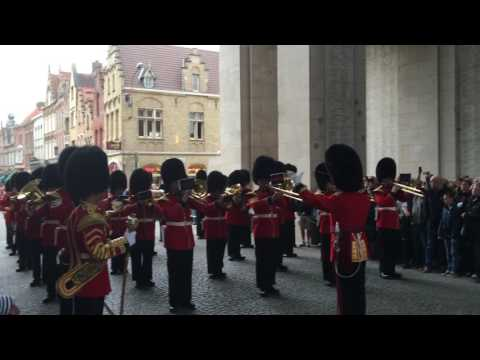 Band Grenadier Guards: Olympic Fanfare and Theme - 04/09/2016