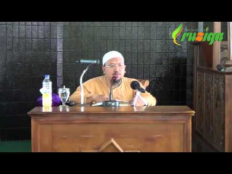 Ust. Mahfud Umri - Keutamaan As Sunah Dalam Syariat Islam Bag. I