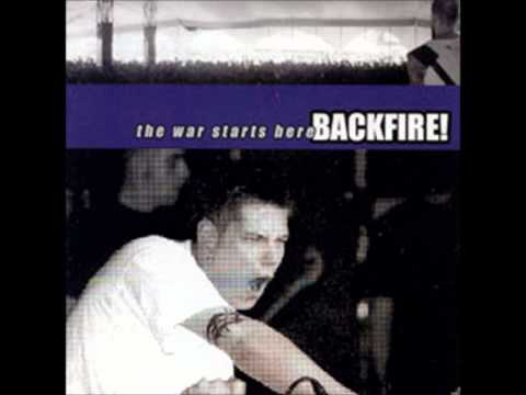 Backfire - The War Starts Here
