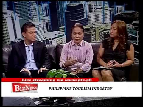 [PTV] BizNews: 'Philippine Tourism Industry' [03|17|14]