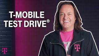 CEO John Legere Announces T-Mobile Test Drive®