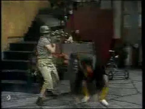 GOLPES Y CAIDAS DEL CHAVO