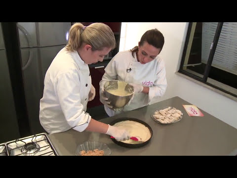 Vida Melhor - Culinária: Cuca de banana (Mariah Maia)