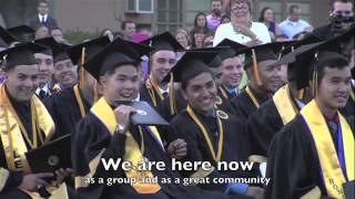 Funny graduation speech 2013