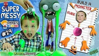 Chase's Corner: Build-A-Monster & Zombie Ooze (#29) | DOH MUCH FUN