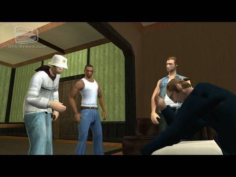 GTA San Andreas - Walkthrough - Mission #77 - Don Peyote (HD)