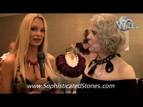 Betty Holland of 'Sophisticated Stones' interviewed by Sophie Turner
