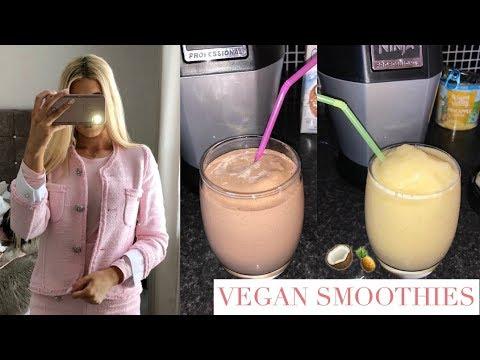 Zara Sale & Vegan Smoothies Recipes   Vlog