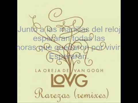 Por Que Te Vas(Con Jose L. Perales)-La Oreja De Van Gogh Con Letra