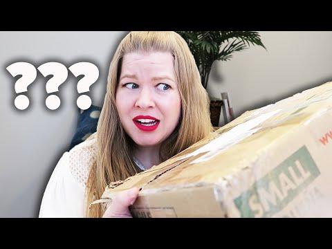 I Bought A 300 Mystery Box From Ebay