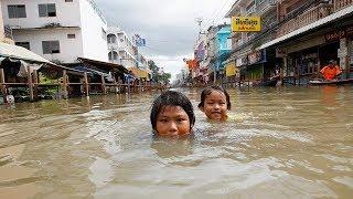 कुछ साल में  नक्शे से गायब हो जाएगा थाइलैंड|Bangkok Is Sinking and May Be Underwater in 15 Years