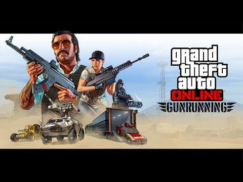 GTA Online: Gunrunning Trailer