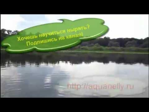 Видео как научиться нырять