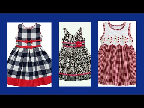 Frock baby frock stylish design one idea different design easy to make at home