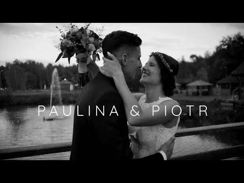 Paulina I Piotr Wyjątkowy Teledysk ślubny ❤️