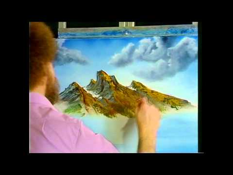 Gramatik - Muy Tranquilo (Bob Ross music video)