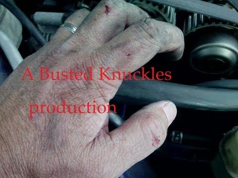 Repair Video for EGR Valve and/or Alternator / Generator 2004 2005 2006 2007  Dodge Caravan