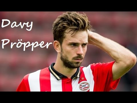 Davy Pröpper ►The Stylist � 15/16 � PSV Eindhoven � ᴴᴰ