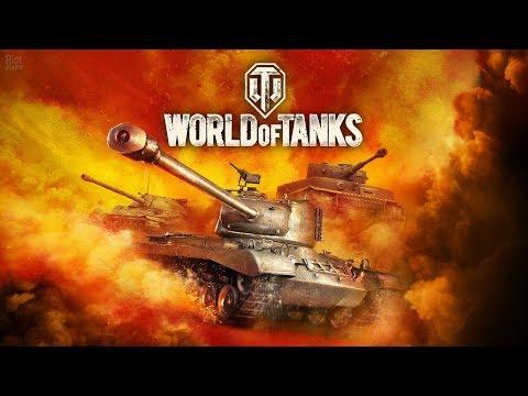 World of tanks [Обзор без купюр]  МТ 25   Легкий танк СССР  #романфишка